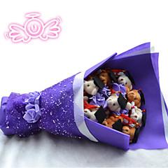 Dr. Bear Bouquet Valentine's Day Gift Wedding Bouquet