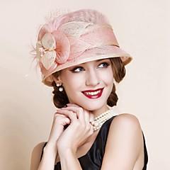 Women's Flax Headpiece - Wedding/Special Occasion Hats 1 Piece