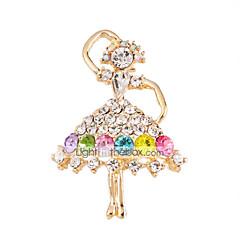 imitatie Diamond Luxe Sieraden Regenboog Sieraden Bruiloft Feest Speciale gelegenheden  Verjaardag