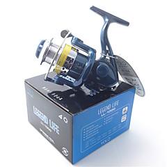 Spinning Reel / Role za ribolov Smékací navíjáky 5.1:1 4.0 Kuličková ložiska VyměnitelnýBait Casting / Rybaření v ledu / Spinning /