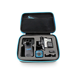 TELESIN Case/Bags Waterproof Housing For Gopro Hero 2 Gopro Hero 4 Silver Gopro Hero 4 Gopro Hero 4 Black Gopro Hero 4 Session Universal