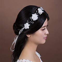 Damen Kristall / Künstliche Perle / Chiffon Kopfschmuck-Hochzeit / Besondere Anlässe Stirnbänder 1 Stück