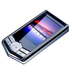 """Hordozható 8gb 4g slim mp3 mp4-lejátszó 1,8 """"-es LCD-képernyő FM rádió videojátékok film"""