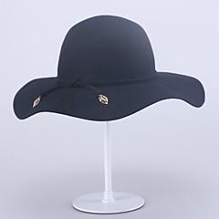 Dame Ull Headpiece-Bryllup / Spesiell Leilighet / Avslappet / Utendørs Hatter 1 Deler
