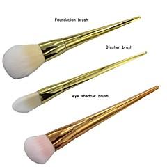 1 Pennello per cipria / Pennello per correttore / Pennello per polveri / Contour Brush Pennello di nylonProfessionale / Viaggi / Coppa