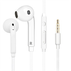 100% Original HiFi In-ear Headphone Noise Isolation Bass stereo Headset Sport fashion earphone Remote Mic for Samsung S6