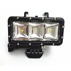 Accessories For GoPro Spot Light LED Mount/Holder Waterproof, For-Action Camera,Xiaomi Camera Gopro Hero 3+ Gopro Hero 5 Gopro 3/2/1