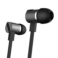 JBM høy stereo hodetelefoner i øret metall hodetelefoner med mikrofon 3,5 mm øretelefoner for spilleren samsung iphone