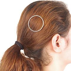 Damen Legierung Kopfschmuck-Besondere Anlässe Freizeit im Freien Haarklammer Haarclip 1 Stück
