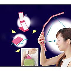 Espelho Others / Plastic 1 Quadrar 13cm*7cm*3cm Vermelho