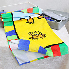 100% Cotton Cartoon Print Beach Towel