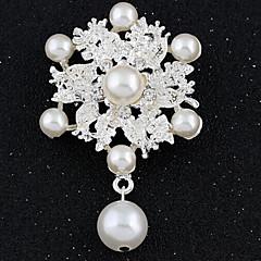 模造ダイヤモンド ファッション ホワイト ジュエリー パーティー