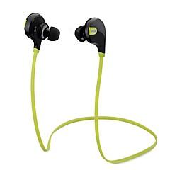 bluetooth 4.0 trådløse sport hodetelefoner gym øvelse bluetooth hodesett med mikrofon