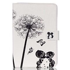 enfant de pissenlit cuir Folio Stand cas de couverture avec support pour iPad mini-3/2/1