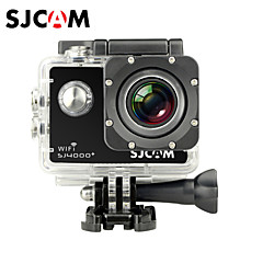 SJCAM SJ4000 Plus Sports Action Camera 12MP 4000 x 3000 Waterproof / WiFi 60fps / 30fps / 120fps 4x 1.5 CMOS 32 GB H.264Turkish / Dutch /