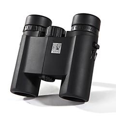 Eyeskey® 10x 25 mm Binóculos BAK4Genérico / Roof Prism / Alta Definição / Ângulo Largo / Visão Nocturna / Impermeável / Resistente às