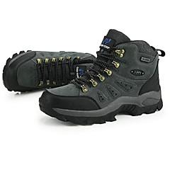 נעלי ספורט נעלי טיולי הרים נעלי ריצה נעלי יומיום נעלי הרים לגברים לנשים יוניסקס נגד החלקה ריפוד פגיעה חסין בפני שחיקה נושם חשמליתבבית טבע