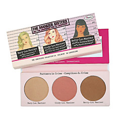 theb @ lm le sorelle Manizer make-up palette