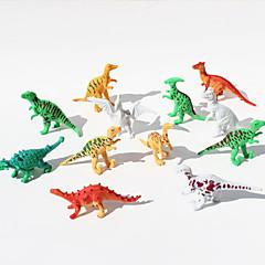 Brinquedos Bonecos & Pelúcias Dinossauro Desenho Brinquedos Originais Para Meninos Para Meninas PVC