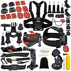 Gopro Accessories Anti-Fog Insert / Monopod / Tripod / Buoy / Suction Cup / Straps / Clip / Flex Clamp / Accessory Kit / Balaclavas