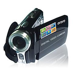 "ordro® v6 digitale videocamera 3,0 ""TFT-LCD-scherm 270 graden draaien cmos sensor max.20mp 16x digitale zoom"