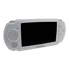 Logitech-PSP2000/3000-Tasker, Etuier og Overdæksler-Lyd og Video-Silikone-Sony PSP 3000 / Sony PSP 2000