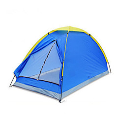 Other 2 persons Tent Single Automatic Tent One Room Camping Tent 1000-1500 mm Fiberglass OxfordMoistureproof/Moisture Permeability