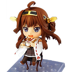 Anime Toimintahahmot Innoittamana Kantai Collection Cosplay PVC 10 CM Malli lelut Doll Toy