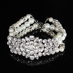Náramky Dámské Řetěz Napodobenina perel Imitace perly / imitace drahokamu