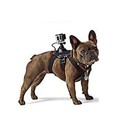 Gopro Accessories Action Camera Dog Harness / Screw / J-Hook Buckle Mount / Mount/Holder Dogs & Cats, For-Action Camera,Gopro All Hero