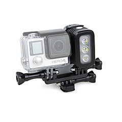 Gopro Accessories Spot Light LEDFor-Action Camera,Gopro Hero 2 / Gopro Hero 3 / Gopro Hero 3+ / Gopro Hero 5 / Gopro Hero 4Plastic /