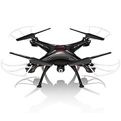Dron SYMA X5SW 4 Kalały Oś 6 Z kamerą FPV Tryb Healsess Możliwośc Wykonania Obrotu O 360 Stopni Z kamerąAparatura Sterująca Kamera Kabel