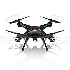 Drone SYMA X5SW 4-kanaals 6 AS Met 0.3MP HD Camera FPV Headless-modus 360 Graden Fip Tijdens Vlucht Met camera Afstandsbediening Camera