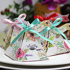 12 Piece/Set Favor Holder-Creative Card Paper Favor Boxes / Gift Boxes Non-personalised