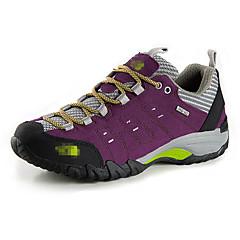 Running Tênis de Corrida Mulheres Anti-Escorregar / Almofadado / Anti-desgaste / Respirável / Aumentar a Altura / VestívelPele Real /