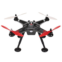 Drone WL Toys X380 4-kanaals 6 AS - Terugkeer Via 1 Toets Failsafe Headless-modus Station Ground GPS-positioneringRC Quadcopter