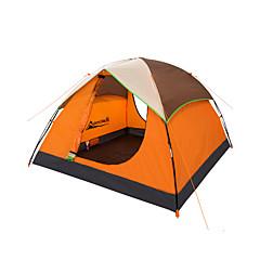 אוהל-עמיד למים / נשימה / מוגן מגשם / עמיד לאבק / נגד חרקים / עמיד ברוח / מאוורר היטב / ללא חשמל סטטי / Keep Warm(ירוק / כתום / כחול שמיים,