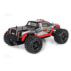 Truggy WLToys L969 1:12 Bürster Elektromotor RC Car 40KM/H 2.4G Grün / Rot Fertig zum MitnehmenFerngesteuertes Auto /