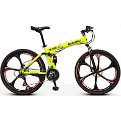 Geländerad / Falträder Radsport 21 Geschwindigkeit 26 Zoll/700CC Unisex Kinder / Unisex / Herren SHIMANO EF-51-8 Doppelte Scheibenbremsen