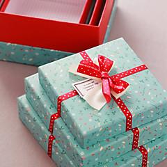 Geschenk Schachteln(Grün,Kartonpapier) -Nicht personalisiert-Babyparty / Quinceañera & Der 16te Geburtstag / Geburtstag / Hochzeit /