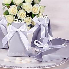 Geschenkboxen / Geschenktaschen / Geschenk Schachteln / Plätzchen Beutel(Silber,Kartonpapier) -Nicht personalisiert-Quinceañera & Der