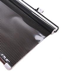 black dots pvc pare-soleil avant auto pare-soleil sun protector40 * 60cm