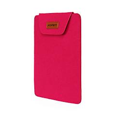 fopati® 15inch ordinateur portable cas / sac / manche pour lenovo / mac / samsung violet / bleu / rouge / orange / rose / gris