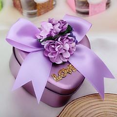 Geschenkboxen(Lavendel,Metall) -Nicht personalisiert-Brautparty / Hochzeit / Jubliläum