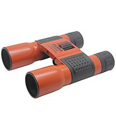 Panda 30X40 Waterproof FMC Green Film + Blue Film Portable Binoculars - Black + Orange