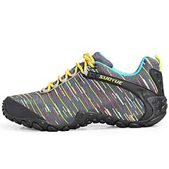 נעלי טיולי הרים לגברים לנשים חסין בפני שחיקה רשת נושמת צעידה
