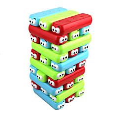 צעצוע פאזל צעצוע פאזל רמה מקצועית מרובע פלסטיק קשת לילדים