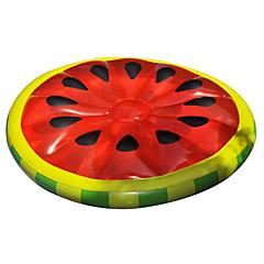 Wasserspielgeräte Spiel-Spielzeug Kreisförmig PVC Rot / Grün / Gelb Für Kinder Über 3