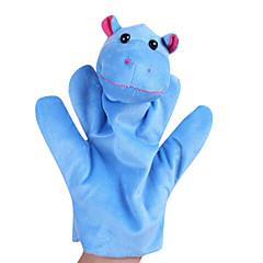 Spielzeuge Fingerpuppe Dinosaurier Gute Qualität Freizeit Hobbys Jungen / Mädchen Gewebe