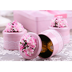 Süßigkeiten Gläser und Flaschen(Rosa,Metall) -Nicht personalisiert-Hochzeit / Jubliläum / Brautparty / Babyparty / Quinceañera & Der 16te
